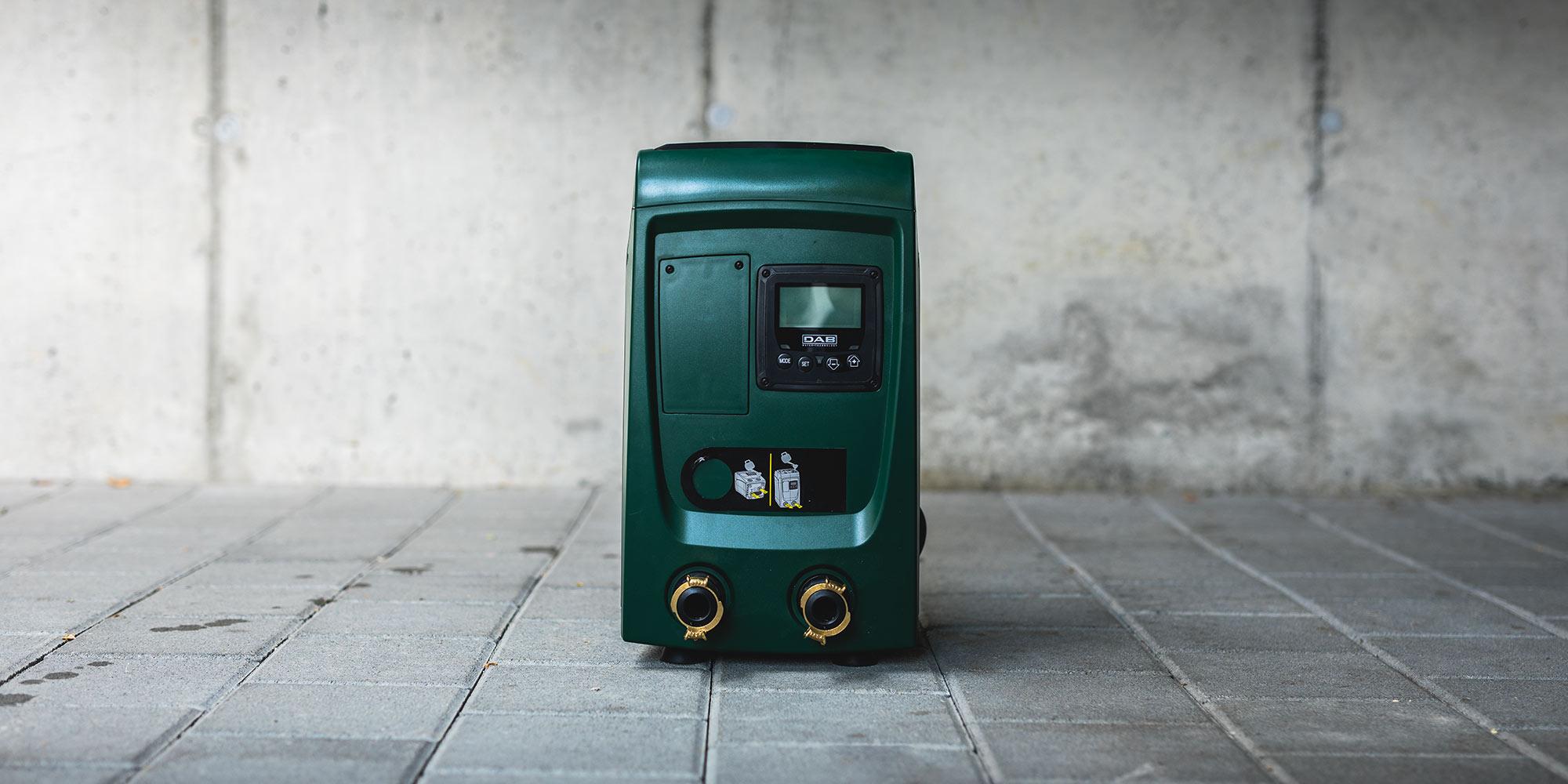 Hauswasserwerk DAB E.SYWALL Wandhalterung für E.SYBOX und E.SYBOX mini