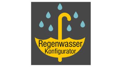 Konfigurator für Regenwasseranlage