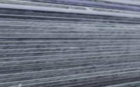 Plexiglasplatten an Lager